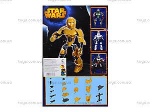 Конструктор «Герои серии Star Wars», 509510511512, купить