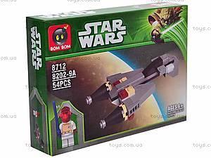 Конструктор Star Wars, 54 деталей, 8202-9A
