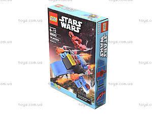 Детский конструктор Star Wars, 56 деталей, 88042, отзывы