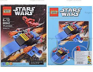 Детский конструктор Star Wars, 56 деталей, 88042