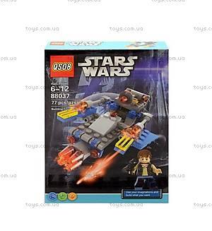 Конструктор Star Wars, 77 деталей, 88037, купить