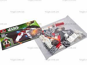 Конструктор Star Wars, 79 деталей, 8202-8A, отзывы
