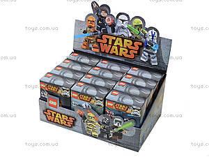 Конструктор Star Wars «Любимые персонажи», SX100, детские игрушки