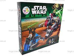 Конструктор Star Wars «Погоня», 75011, фото