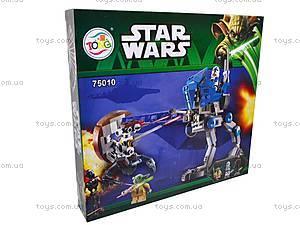 Конструктор Star Wars «Роботы», 75010, игрушки