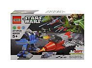 Конструктор Star Wars, 271 деталей, 80028