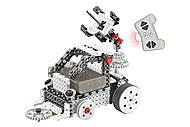 Конструктор STEM с пультом HIQ R732 4-в-1 253 детали луноходы, LYH-B732, купить