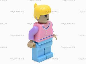 Конструктор «Страна чудес», 125 деталей, 24412, игрушки