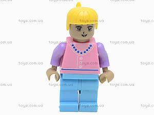 Конструктор «Страна чудес», 125 деталей, 24412, магазин игрушек