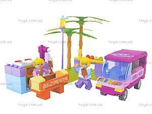 Конструктор «Страна чудес», 172 детали, 24414, игрушки