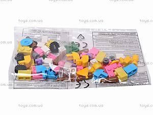Конструктор «Страна чудес», 24503, детские игрушки