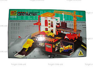 Конструктор «Строительство паркинга», 5513-08