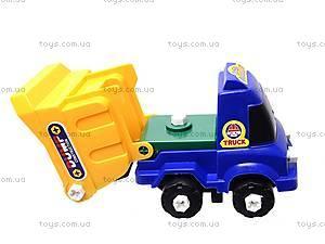 Конструктор-стройка, 826, детские игрушки