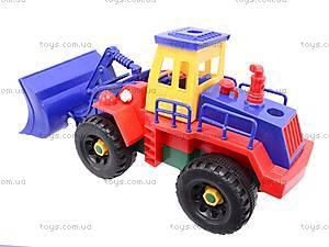 Конструктор «Стройтехника» для малышей, 9916AB, фото