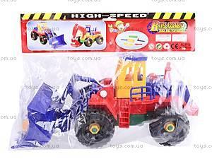 Конструктор «Стройтехника» для малышей, 9916AB