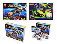 Конструктор «Вертолет Бэтмена» серии Super Heroes, 10226, купить