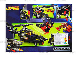 Конструктор «Вертолет Бэтмена» серии Super Heroes, 10226, цена