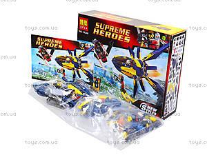 Детский конструктор Super Heroes, 195 деталей, 10248, фото