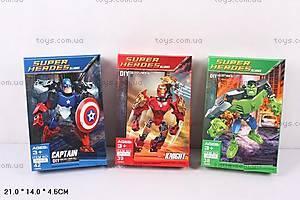 Конструктор Super Heroes, 2013-15