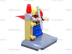 Конструктор для детей Super Heroes, 6 видов, 10242-10247, цена