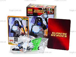Детский конструктор Super Heroes, 10252-10255, фото