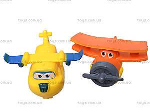 Детский конструктор «Супер крылья: Джетт и его друзья», 104 детали, Y034, фото