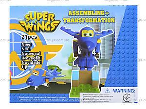 Конструктор «Супер крылья: Джетт и его друзья», 23 детали, 16106, купить