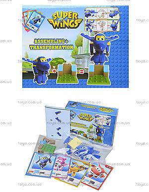 Конструктор «Супер крылья: Джетт и его друзья», 23 детали, 16106