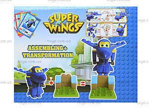 Конструктор «Супер крылья: Джетт и его друзья», 23 детали, 16106, отзывы