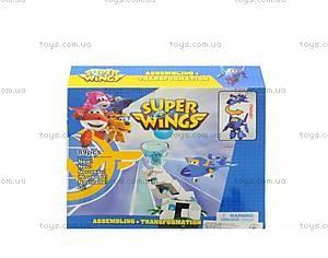 Конструктор «Супер крылья: Джетт и его друзья», 89 деталей, 16111