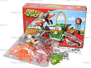Конструктор для детей «Супер крылья: Джетт и его друзья», Y032, купить