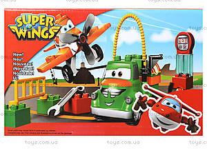 Конструктор для детей «Супер крылья: Джетт и его друзья», Y032, отзывы