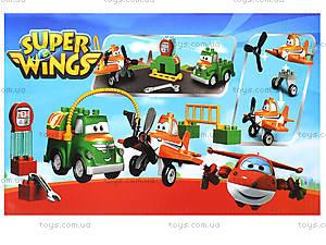 Конструктор для детей «Супер крылья: Джетт и его друзья», Y032, цена