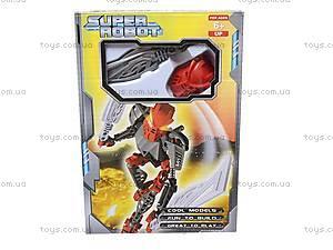 Конструктор Super Robot, 80 деталей, 45004, отзывы