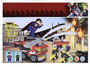 Детский конструктор «Супергерой», 178 деталей, 99023, отзывы