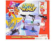 Конструктор «Супер крылья», 110 деталей, 16112
