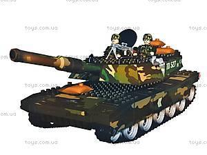 Конструктор «Танк», 175 деталей, 41251B