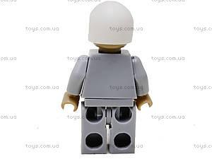 Конструктор «Танк», 299 элементов, 22601, toys
