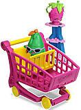Конструктор «Тележка» Shopkins S1, 2 шопкинса, 37331, магазин игрушек