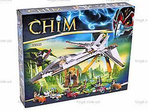 Конструктор типа лего Chim «Космолет», RC246362, цена