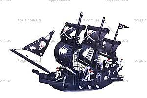 Конструктор для детей «Пиратский корабль», 60501
