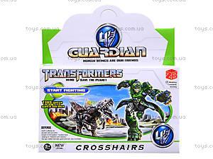 Детский конструктор-трансформер, 7718, отзывы
