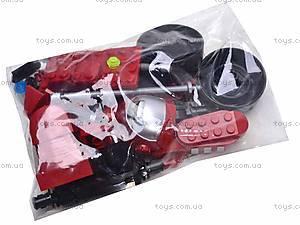 Конструктор-трансформер Blaze Paladin, 119, детские игрушки