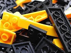 Конструктор-трансформер для детей, 8368R, детские игрушки
