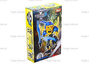 Конструктор-трансформер для детей Hero 5, A8012AB, купить