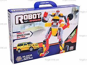 Конструктор-трансформер для деток, 8538, цена
