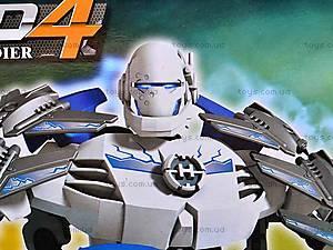Конструктор-трансформер Hero 4, 10088, фото