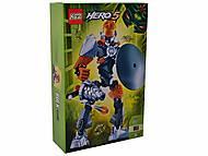 Конструктор-трансформер Hero 5, 901902903, отзывы