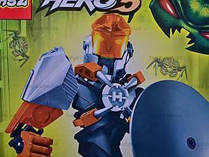 Конструктор-трансформер Hero 5, 901902903, игрушки