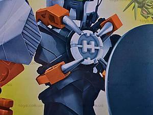 Конструктор-трансформер Hero 5, 901902903, детские игрушки